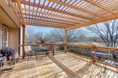 East 28th Cedar Deck