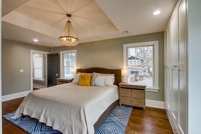 East English Master Suite Addition